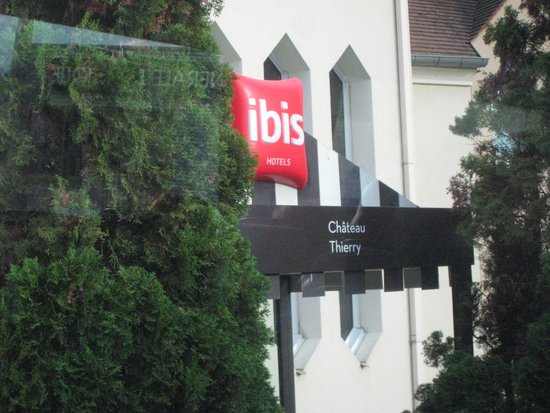 Hotel Ibis Essomes-sur-Marne: welcome