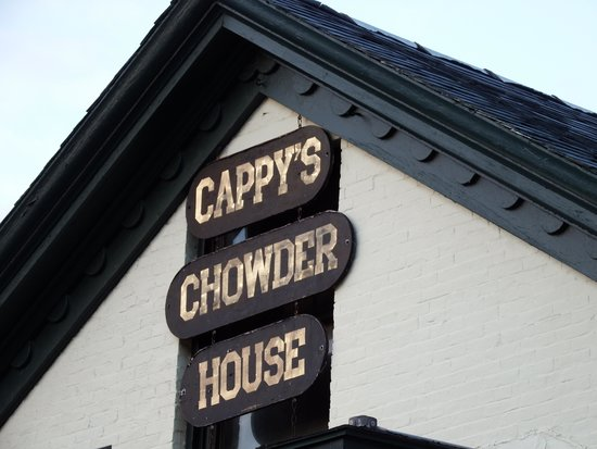 Cappy's Chowder House : Cappy's  great food & service!