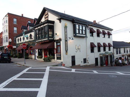Cappy's Chowder House : Cappy's in Camden!!