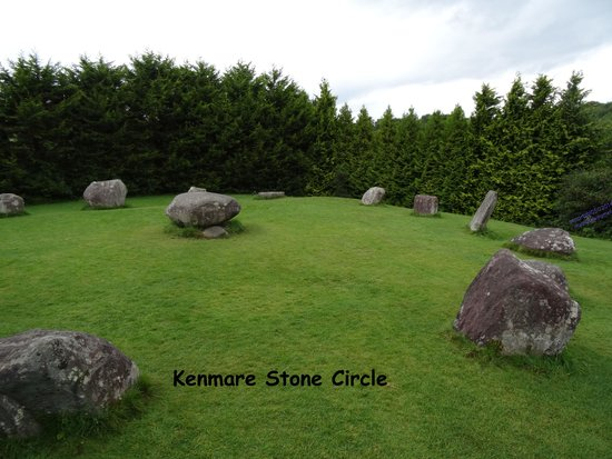Stone Circle: Not Just Burch of Stones