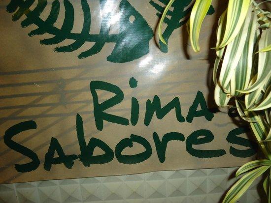 Restaurante Rima dos Sabores