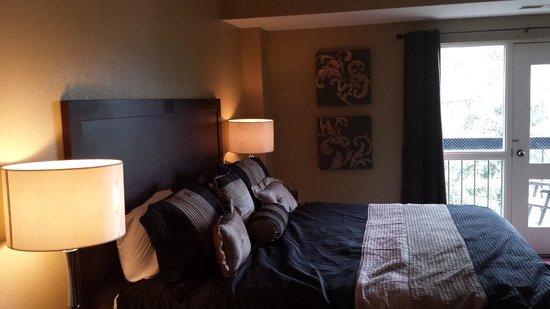 Shadow Ridge Resort Hotel: Bedroom of 407-3