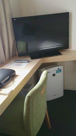 Hotel Mets Niigata: ホテル