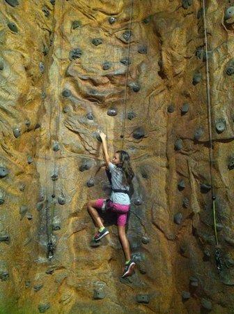 Huntsville, AL: rock wall