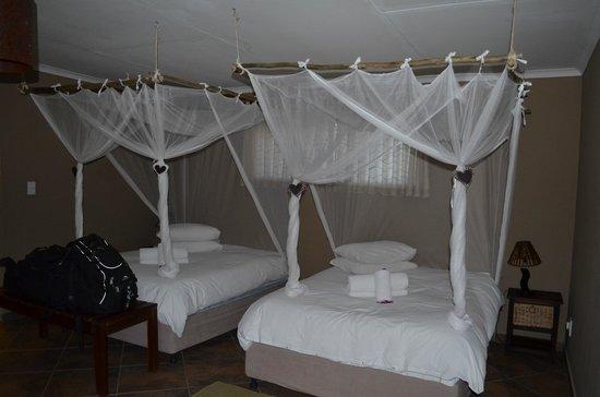 Toshari Lodge : Standard room