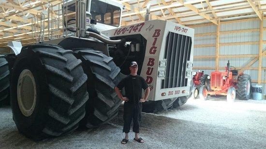 Clarion, Iowa: Big Bud