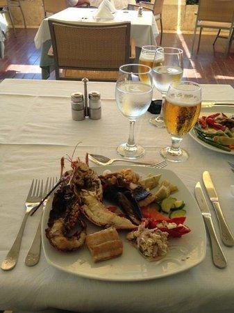 Iberostar Grand Hotel Bavaro: Wonderful Food