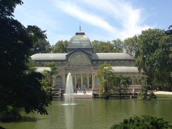 Palacio De Cristal: beautiful