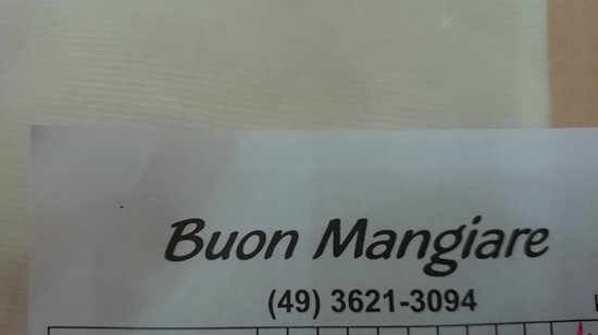 Buon Mangiare Restaurante e Churrascaria
