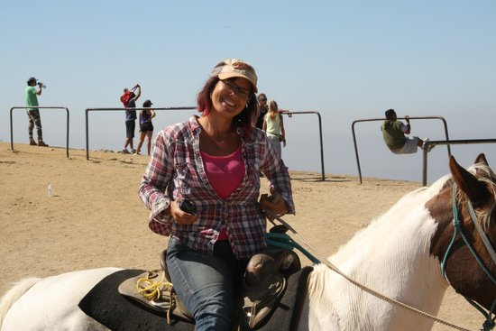 Sunset Ranch Hollywood: Just may be the worlds best tour guide!