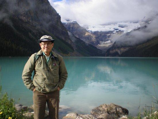 Fairmont Chateau Lake Louise : Lake Louise and me