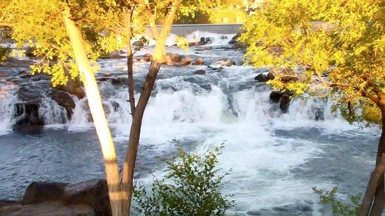 Le Ritz Hotel & Suites : Snake River Behind Le Ritz
