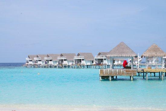 Centara Grand Island Resort & Spa Maldives: 水上ヴィラ