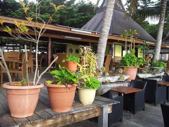Hotel Kou-Bugny : boutique de l'hotel
