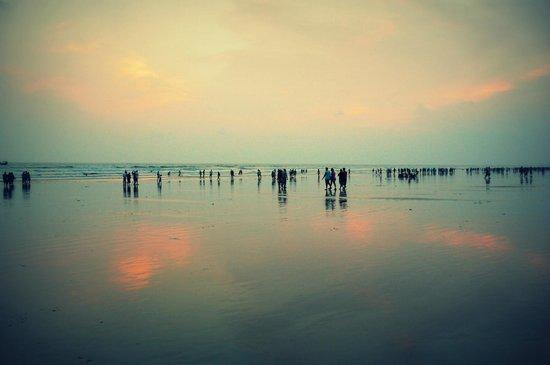 Cox's Bazar Beach: Main Cox,s bazar beach
