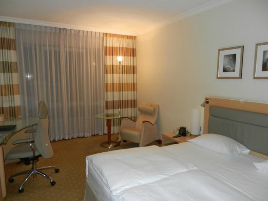 Hilton München City: Room Pic 1