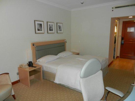 Hilton München City: Room Pic 2