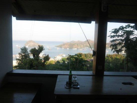 Bayview Gardens Hotel: View from Veranda