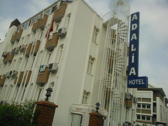 Adalia Hotel Antalya Turkey Hotel Reviews Tripadvisor