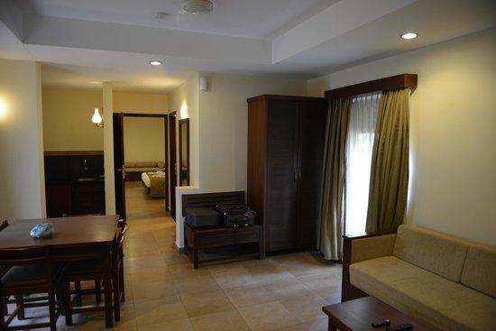 Club Mahindra Thekkady: 1 Bedroom Apartment   Very Spacious