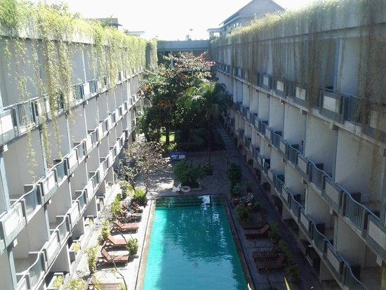 Champlung Mas Hotel: main area