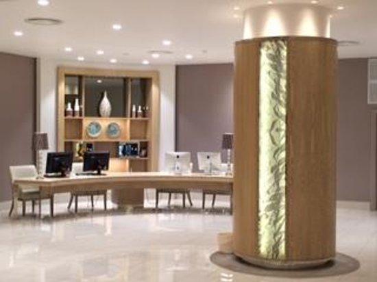 Hilton Durban: Foyer