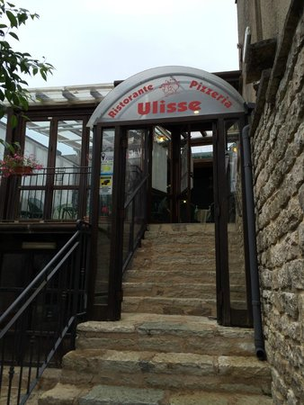 Vhod Picture Of Ulisse Ristorante Pizzeria Erice Tripadvisor