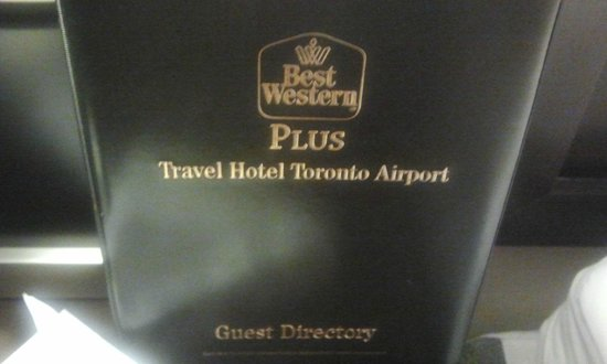 BEST WESTERN PLUS Travel Hotel Toronto Airport: This is a place to avoid!