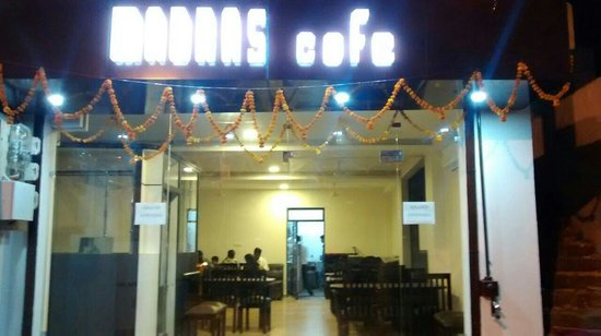 New look of MADRAS CAFE