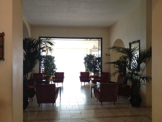 Hotel Continental: Lobby