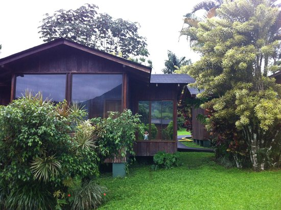 Arenal Paraiso Hotel Resort & Spa: Bungalow