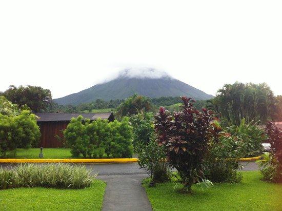 Arenal Paraiso Hotel Resort & Spa: Zimmeraussicht