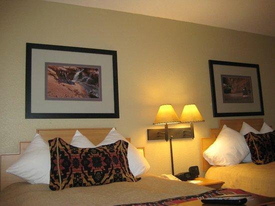 Hampton Inn Kayenta : twin room