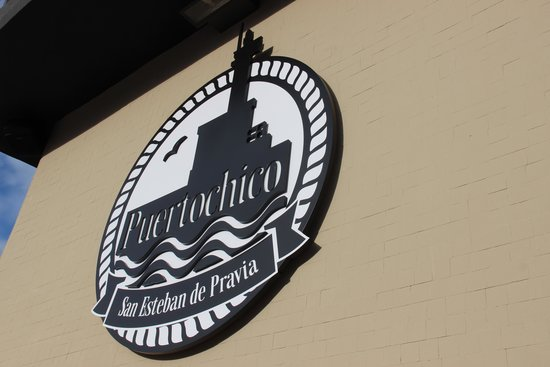 Puerto Chico Restaurante San Esteban de Pravia: Restaurante Puerto Chico en San Esteban de Pravia