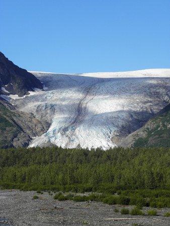 Exit Glacier: in forte ritiro