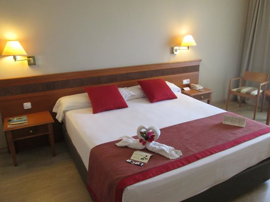 Hotel Riu Bonanza Park : bedroom