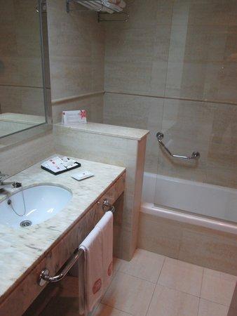 Hotel Riu Bonanza Park : bathroom