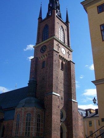 Riddarholm Church (Riddarholmskyrkan): cathedral