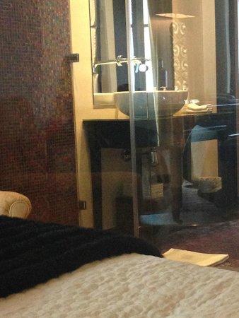 Aire de Ronda Hotel: the gold room