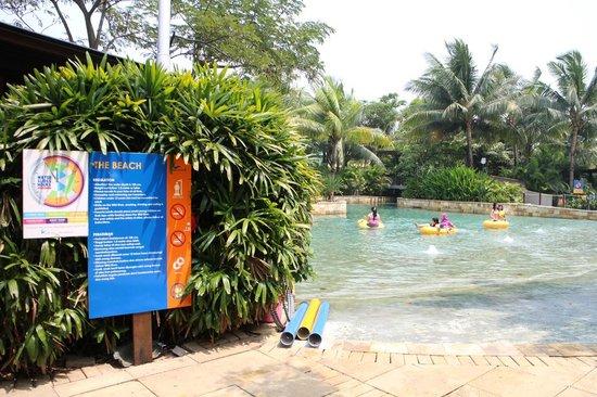 "Waterbom Jakarta: ""The Beach"""