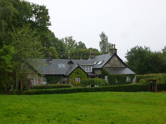 Craigatin House & Courtyard: Esterno