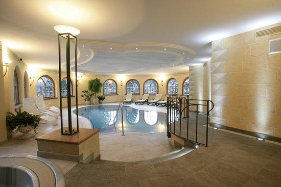 Hotel Bertelli: Piscina