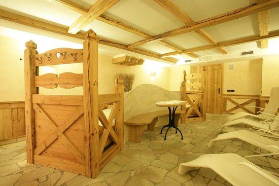 Hotel Bertelli: Spa - Materassi ad acqua