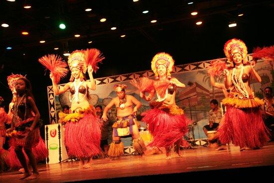 Fiesta Resort & Spa Saipan: dinner show