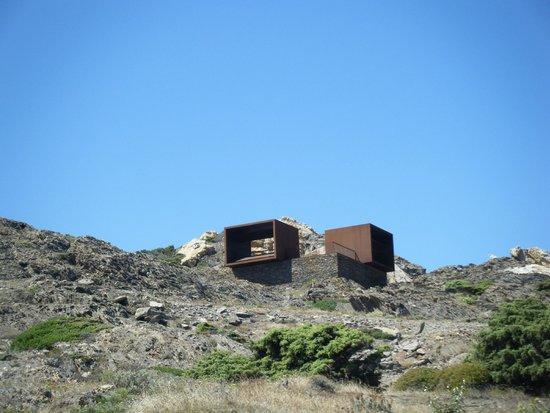 Carpe Diem Cadaques: Cap de Creu park in the way to Cala Culip