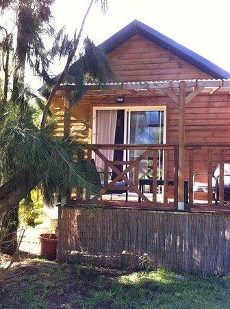 La PaViere : le bungalow
