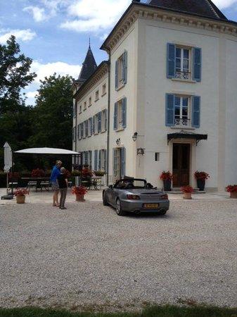 Domaine Du Cholet : Le luxe au milieu des champs