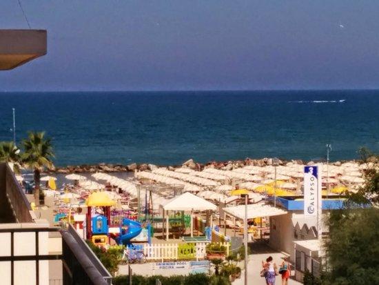 Hotel Baltic: i bagni calypso
