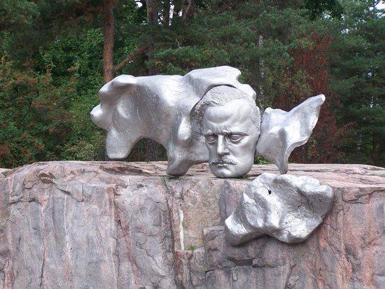 The Sibelius Monument : sibelus