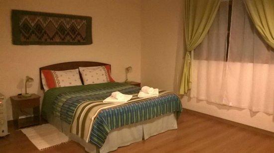 Hotel La Chakana : camera